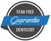 fear free guarantee dentistry logo