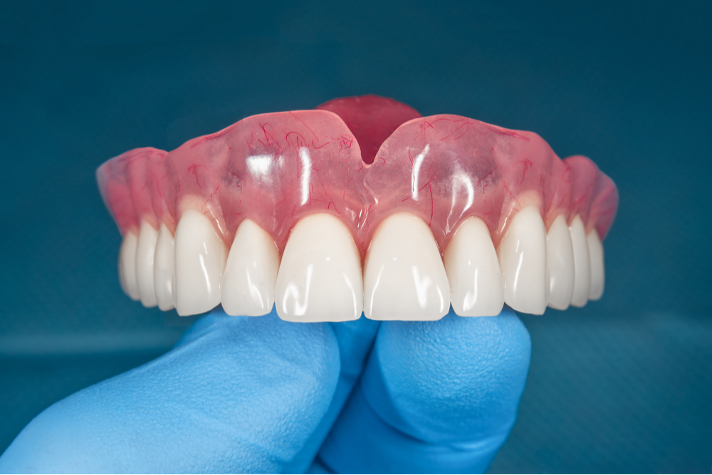 Full removable dentures